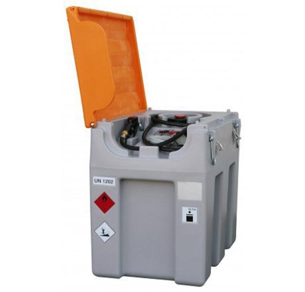 Mobile Dieseltankanlage Typ DT-Mobil Easy 600 l
