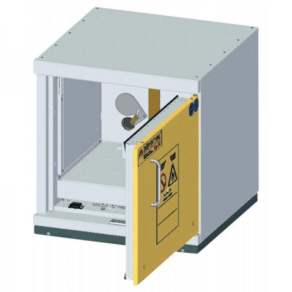 Untertisch-Sicherheitsschrank Typ SST-D 6/6 F90