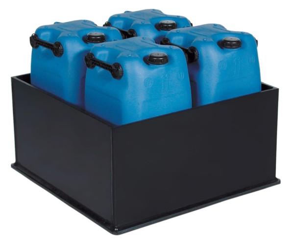 Kunststoff-Auffangwanne PE-HD KN-W1