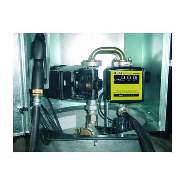 Elektropumpe Viscomat 90 mit Zähler K33