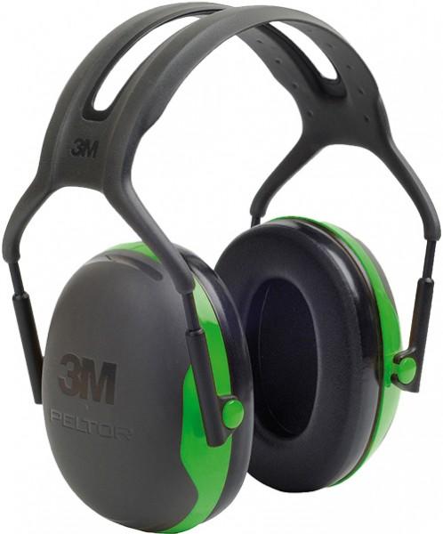 Kapselgehörschützer X1a mit Kopfbügel