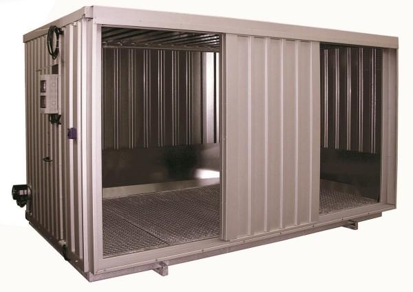 W-SAFE Gefahrstoffcontainer SRC 3.1W verzinkt