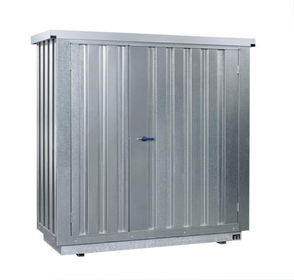 Gefahrstoffcontainer SRC 1.1W verzinkt