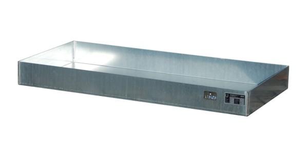 Kleingebinde- und Laborwannen Typ KLW-P 4