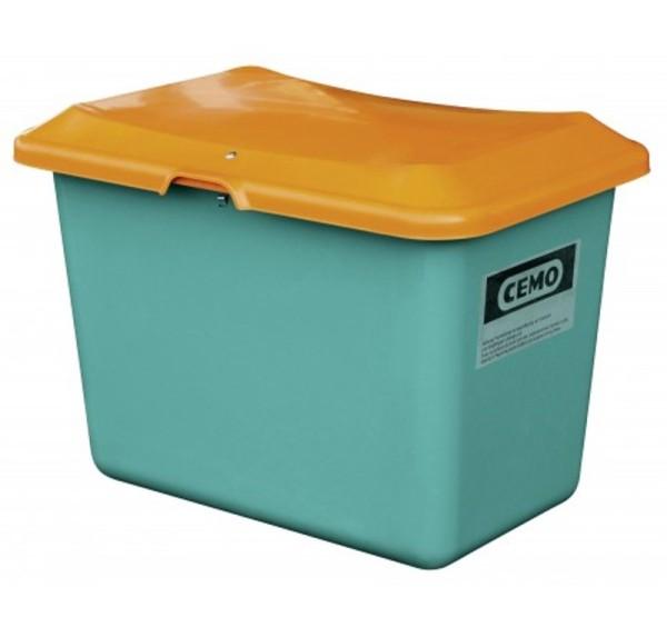 Streugutbehälter 100 Plus3 grün/orange