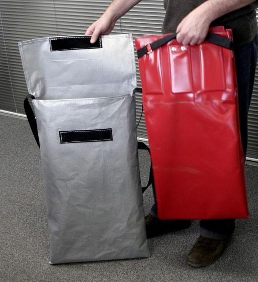 Transporttasche für Faltwannen aus PVC