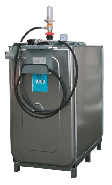 Schmierstoff-Kompaktanlage UNI-Tank ECO 1000