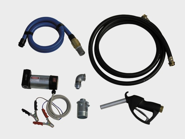 Elektropumpe Cematic 2000/12