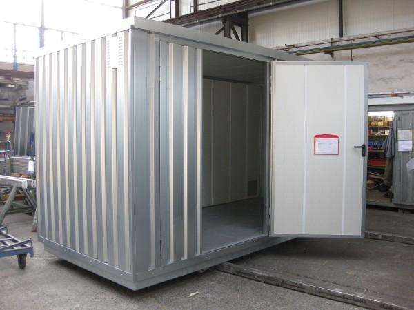 Gefahrstoffcontainer SRC 3.1TB verzinkt