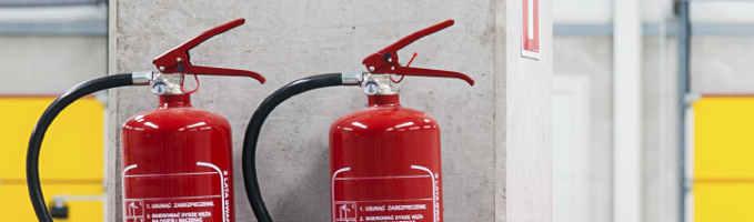 Brandschutz in Unternehmen