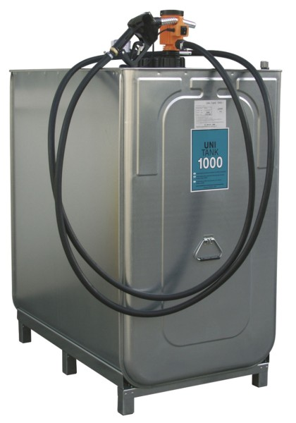 Dieseltankanlage Typ UNI-Tank Diesel 1000