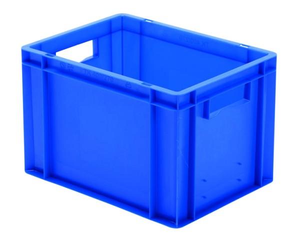 Transport-Stapelkasten TK 400/270-0, blau