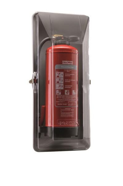 Feuerlöscherschutzhaube / Schutzschrank KWH-12
