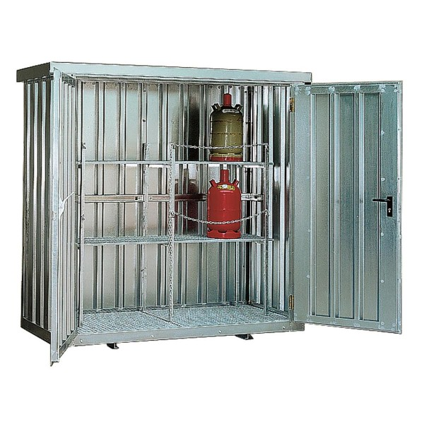 Gasflaschencontainer Typ GFL-C 1