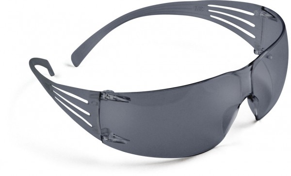 Schutzbrille Secure Fit 200 AS, AF, UV, PC, grau