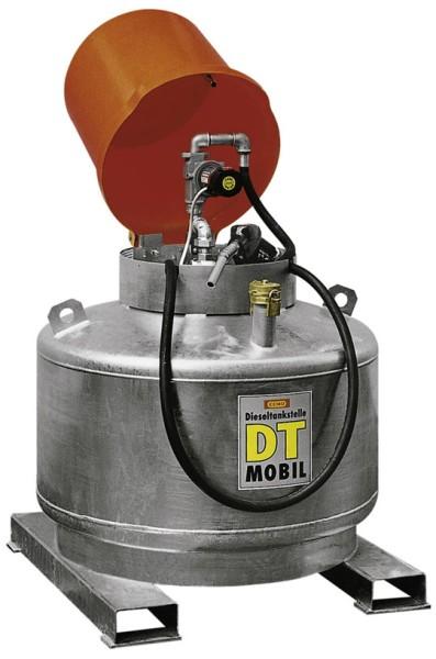 Dieseltankanlage Typ DT-Mobil 400 E