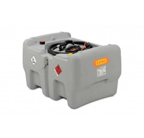 Mobile Dieseltankanlage Typ DT-Mobil Easy 440 l