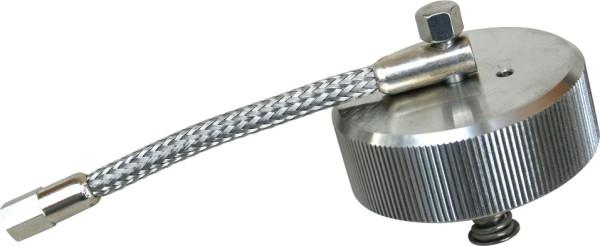 """Schraubkappe 1½"""" (G1½"""") mit Überdruckventil"""