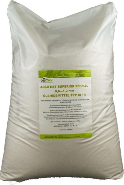 Uni-Sorb Spezial 10 kg Sack, Körnung 0,3-2 mm,