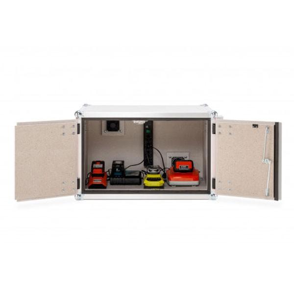 Li-SAFE Akku-Ladeschrank 8/6 Premium Plus