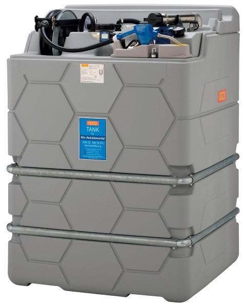 CUBE-Tankanlage 1500 für AdBlue