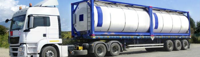 Gefahrstoffe sicher transportieren
