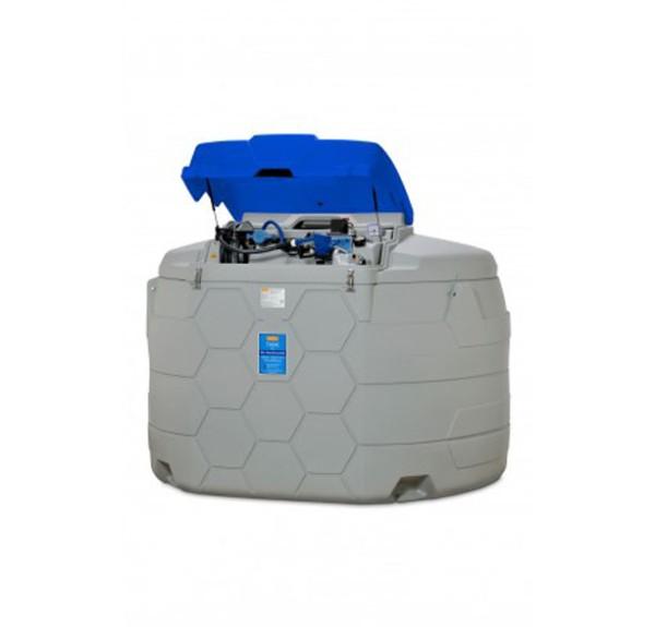 CUBE-Tankanlage 5000 für AdBlue