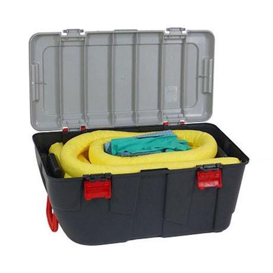 Chemikalienbindemittell Notfallset Koffer,