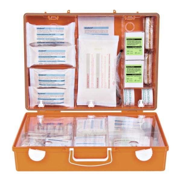 Erste-Hilfe-Koffer MT-CD orange