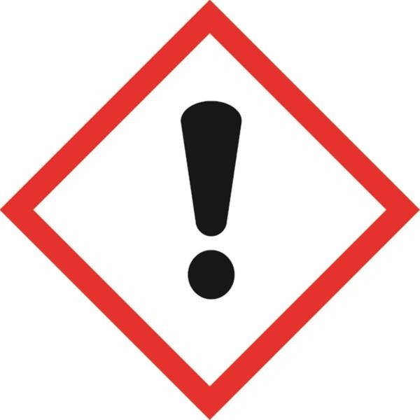 Aufkleber GHS-Symbol / Gefahrstoffkennzeichnung