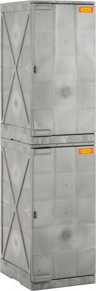 Chemikalienschrank 5/20 modular aus PE