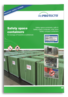 PROTECTO safety space containers