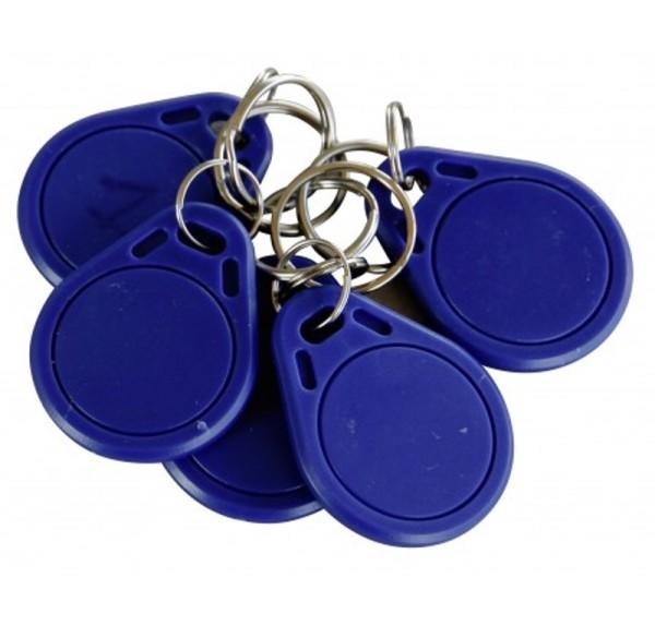 Schlüsselset mit 5 Benutzerschlüsseln