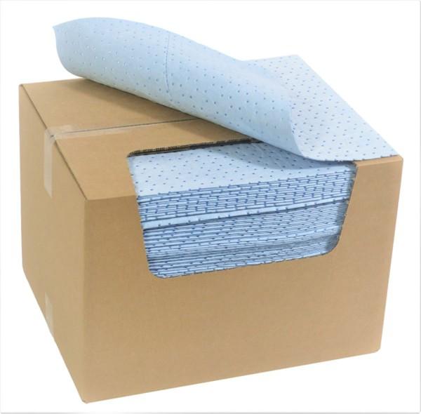 Cemsorb-Tücher ÖL blau Heavy zweilagig