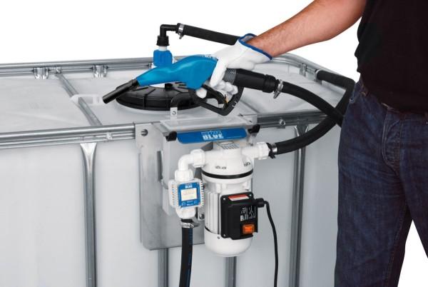 Cematic Blue Pumpensystem BASIC AZV