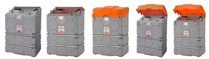 Der Cube - Praktischer Altölsammeltank in drei Größen