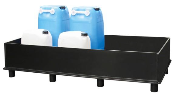 Kunststoff-Auffangwanne PE-HD KN-PW3