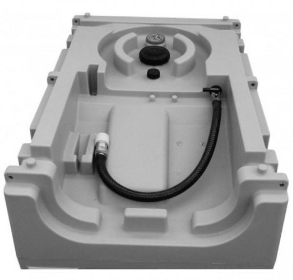 Mobile Dieseltankanlage Typ DT-Mobil Easy 430 l