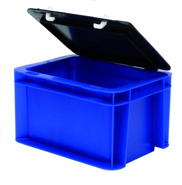 Transport-Stapelkasten TK 200/120-0, blau