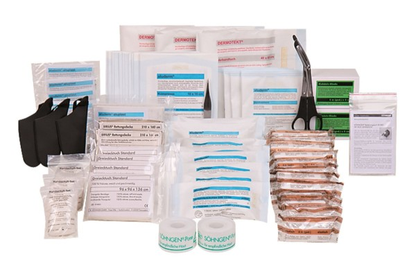 Erste-Hilfe-Füllung nach Ö-Norm Z 1020-2