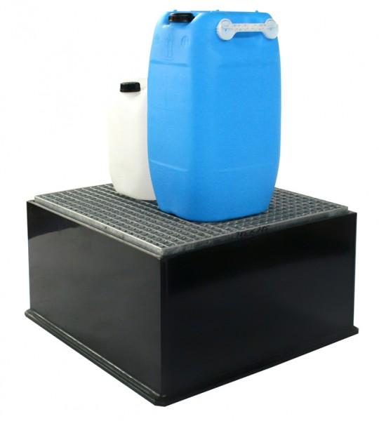 Kunststoff-Auffangwanne PE-HD KN-PO1