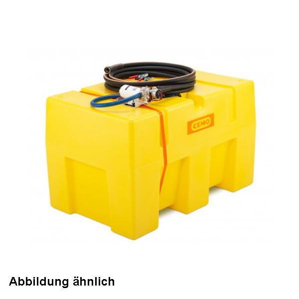 Mobiles Bewässerungssystem BWS 25-PRO PE 600 l