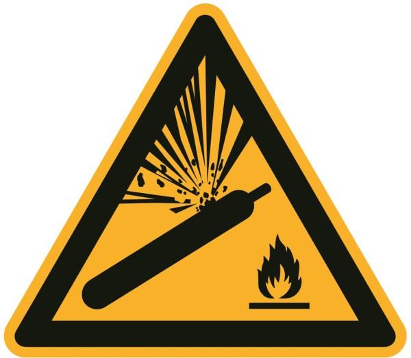 Sicherheitskennzeichnung Warnzeichen
