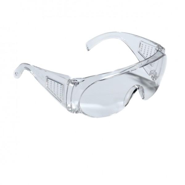Klassische Besucherbrille Visitor / Überbrille