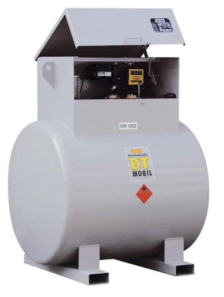 Dieseltankanlage Typ DT-Mobil 980 D liegend