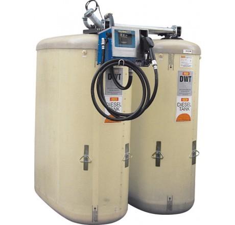 Dieseltankstation Typ DWT 4700