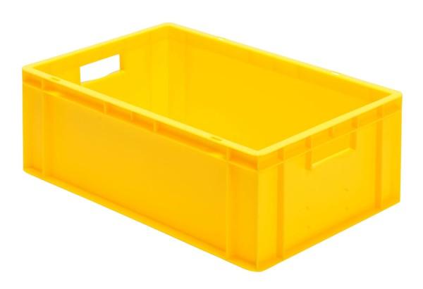Transport-Stapelkasten TK 600/210-0, gelb