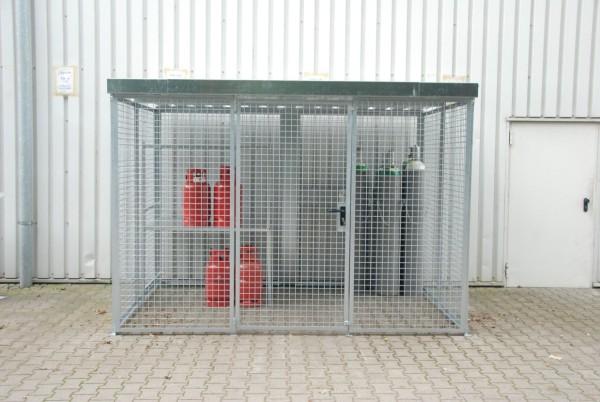 Gasflaschenlager Typ GFL-ZM 31/21 mD