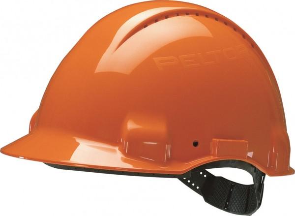 Schutzhelm G3000C orange