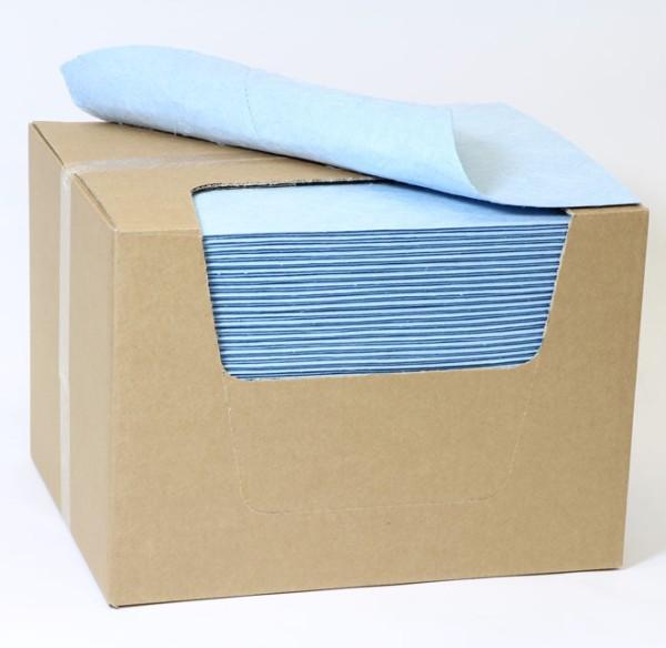 Cemsorb-Tücher ÖL blau Heavy einlagig